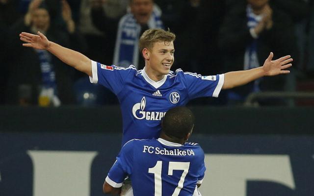 Max Meyer FC Schalke 04