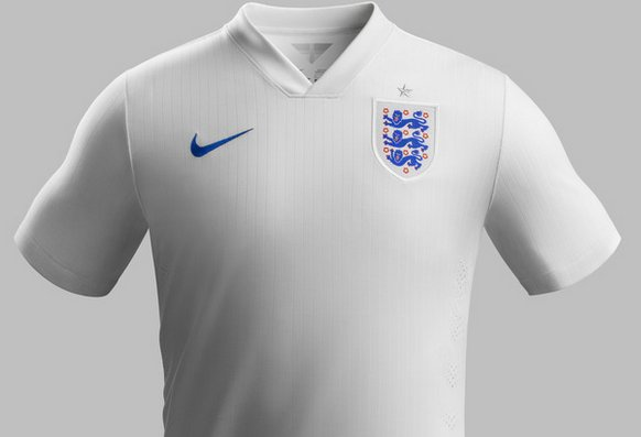 England 2014 Kit 2