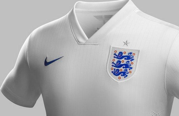 England 2014 Kit 3