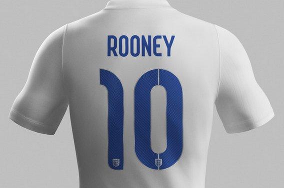 England 2014 Kit 6