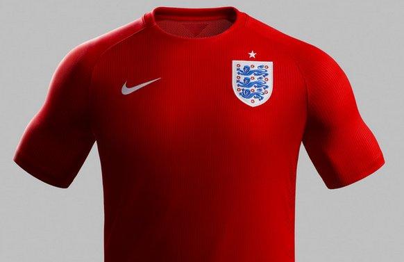 England 2014 Kit 7