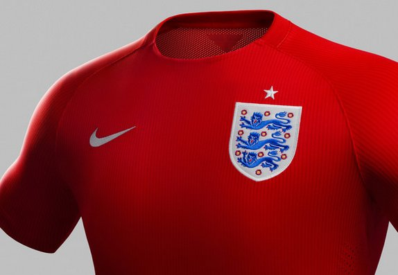 England 2014 Kit 9