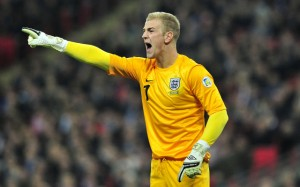 England Joe Hart