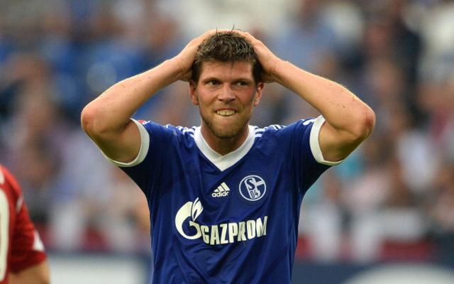 Klaas Jan Huntelaar Schalke