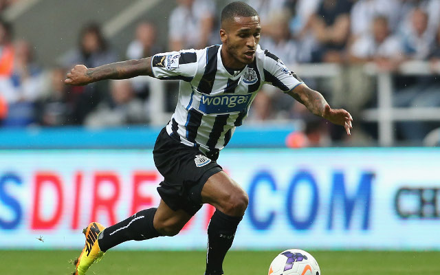 Sylvain Marveaux Newcastle