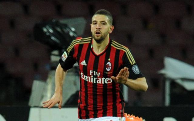 Adel Taarabt AC Milan