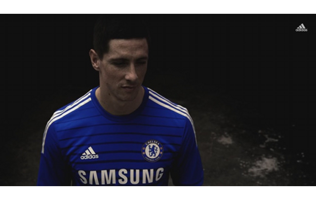 best website 8afeb 96217 Video) Fernando Torres Features In New Chelsea Kit Launch By ...
