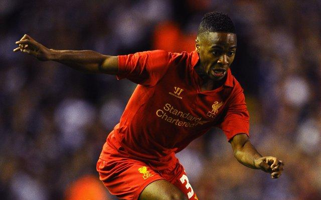 Liverpool Raheem Sterling