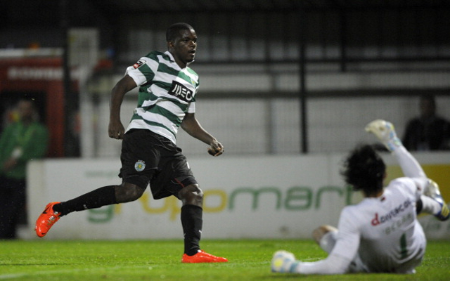 William Carvalho Sporting Lisbon