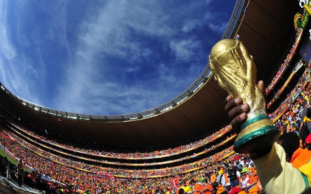 World Cup Jules Rimet Trophy