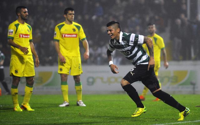 Marcos Rojo Sporting Lisbon