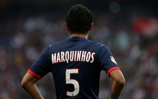 Paris Saint-Germain PSG Marquinhos