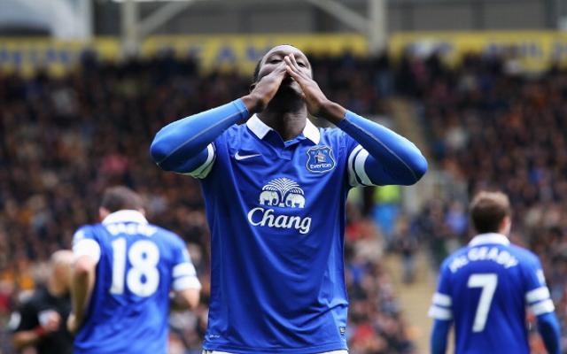 Romelu Lukaku Everton Chelsea