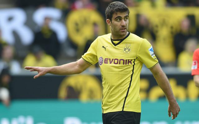 Sokratis Borussia Dortmund