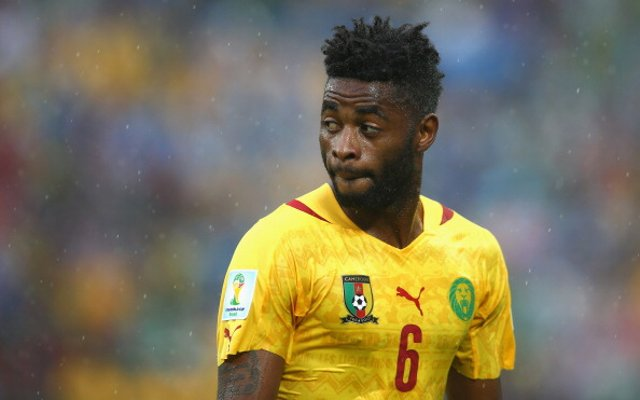 Alex Song Cameroon