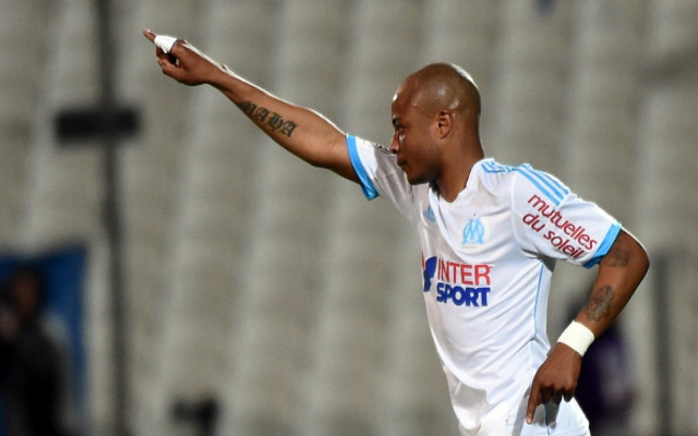 Andre Ayew Marseille