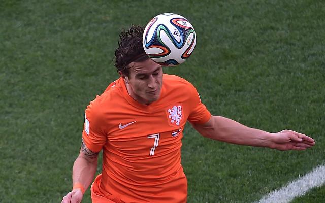 Daryl Janmaat Netherlands