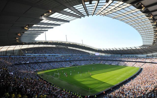 Man City's Etihad Stadium To Expand: Ground Will Boast