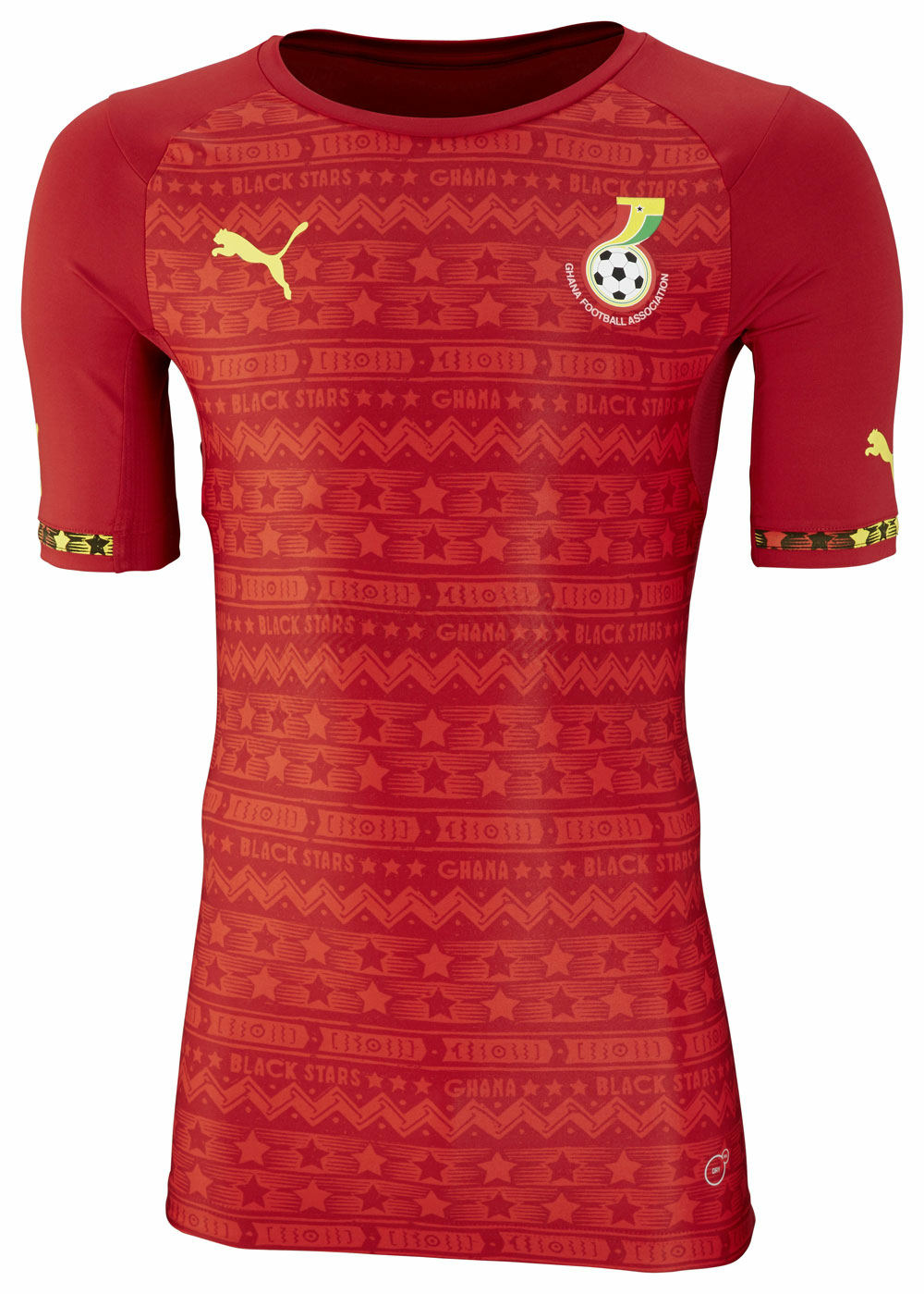 detailed look 917af c75f2 Top 10 Africa Cup Of Nations Football Shirts: Ghana ...