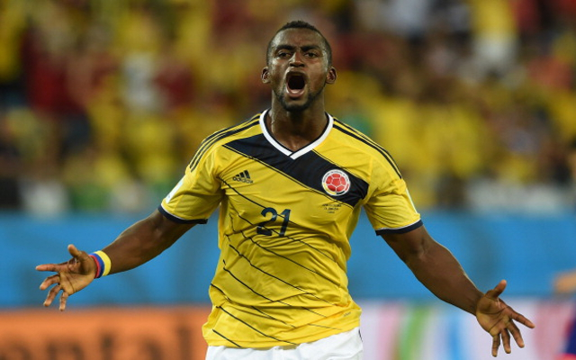 Jackson Martinez Colombia