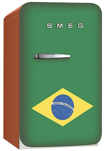 John Lewis Brazil Mini Fridge