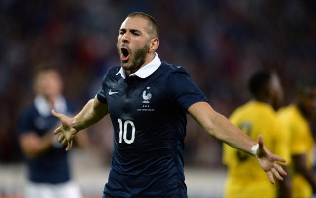 Karim Benzema France