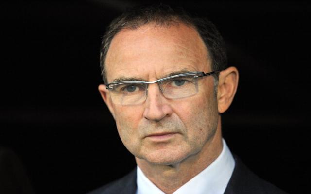 Martin O'Neill