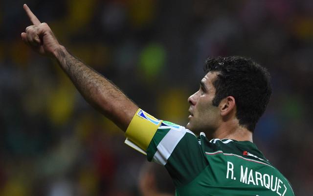 Rafael Marquez Mexico