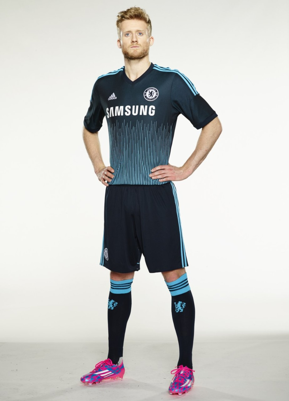 Chelsea Third Kit 201415 Season