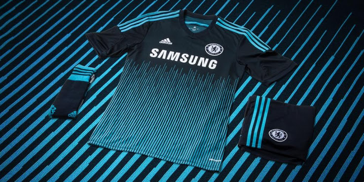 Chelsea third kit 2014-15
