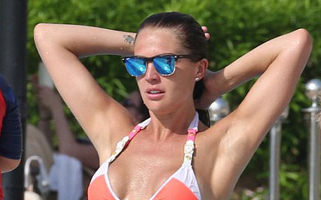 Danielle Lloyd in Dubai 5