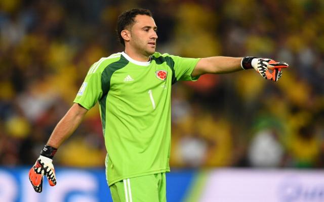 David Ospina Colombia