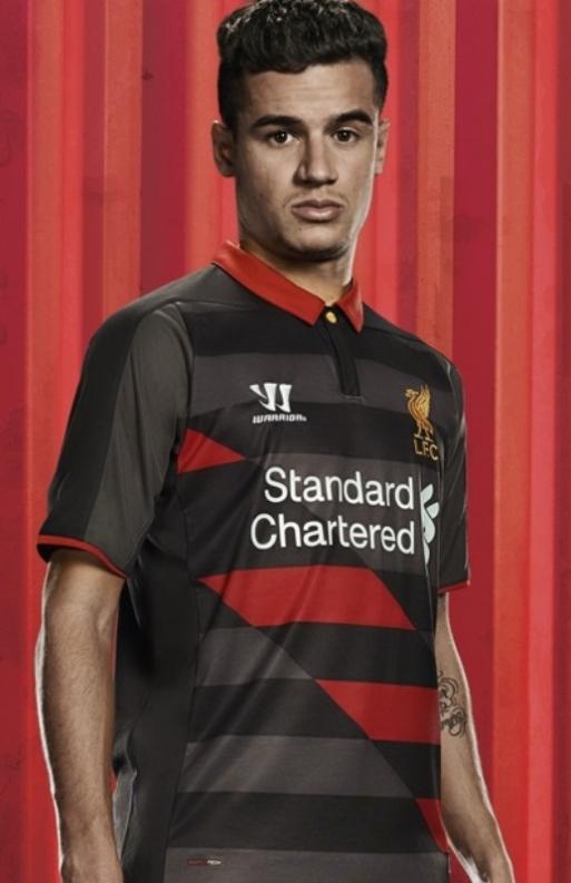 Liverpool Kit Coutinho