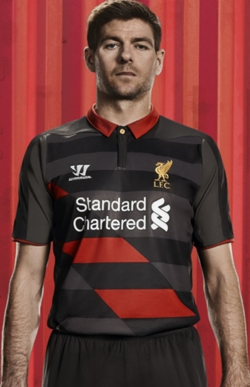 Liverpool Kit Gerrard