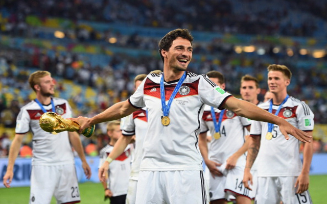 Mats Hummels Germany