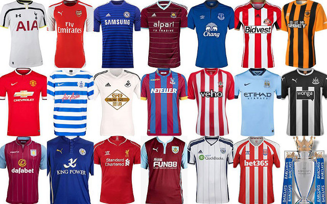 the latest 11a18 17998 Image Gallery) All The New Premier League Kits For 2014/15 ...