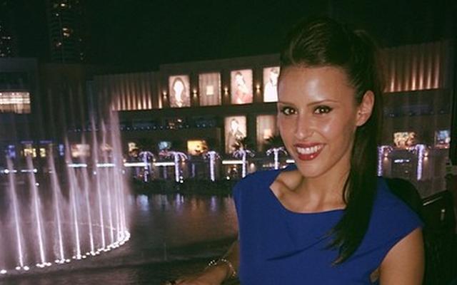 Amy Jaine, girlfriend of Liverpool's Jose Enrique