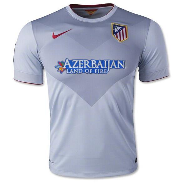 Atletico Madrid away 2014-15