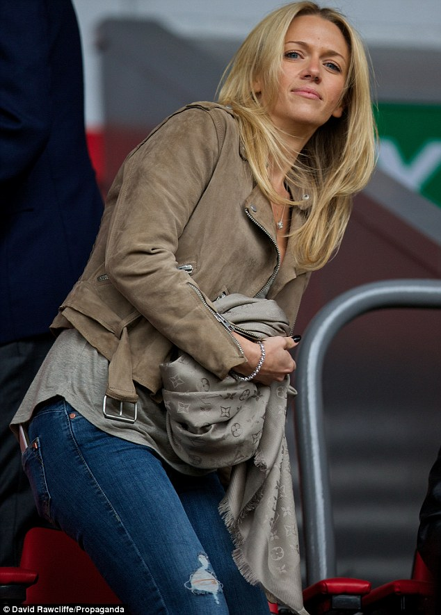 Charlotte Hind, Brendan Rodgers WAG (Liverpool)