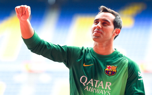 Claudio Bravo FC Barcelona
