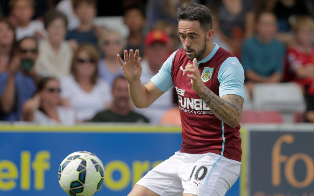 Danny Ings Burnley