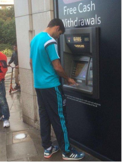 Diego Costa Cash Machine