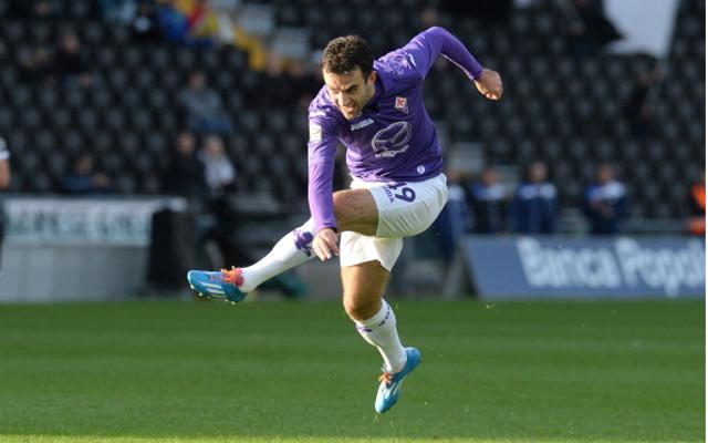Giuseppe Rossi Fiorentina