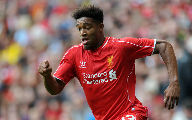 Jordon Ibe Liverpool