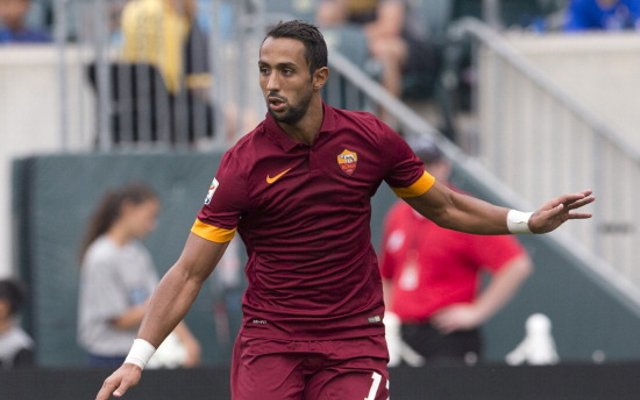 Mehdi Benatia AS Roma