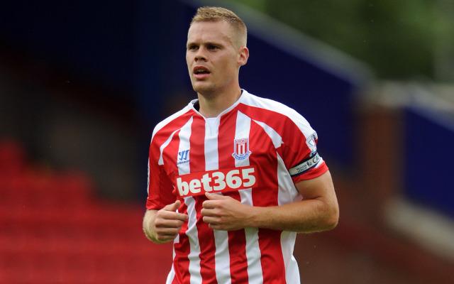 Ryan Shawcross Stoke