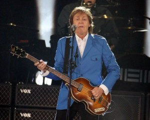 Sir Paul McCartney In Concert - Albany, NY