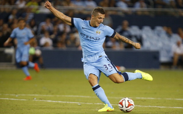 Stevan Jovetic Man City