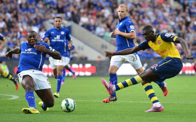 Yaya Sanogo Arsenal