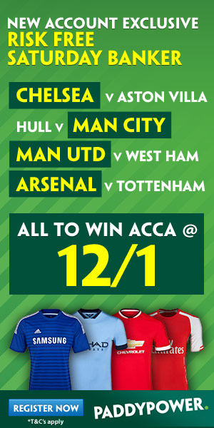 Paddy Power promotion